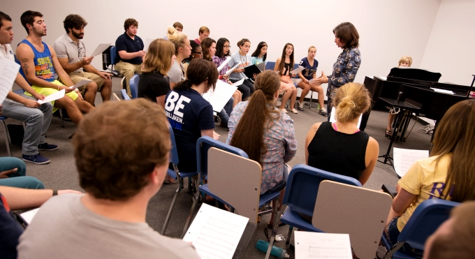 Music Minor at Westminster College